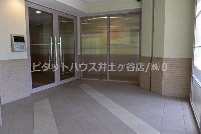 【エントランス】横浜永田台パーク・ホームズガーデンヒル