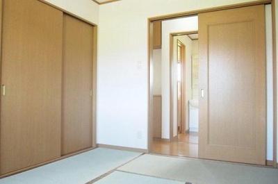 【和室】ハイツ辻村Ⅰ