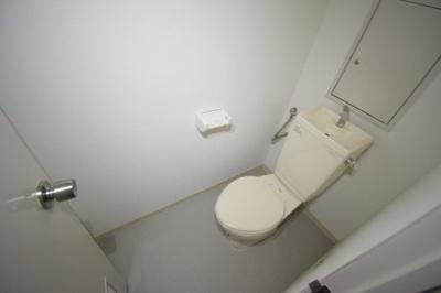 【トイレ】シャネルビル