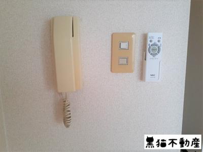 【セキュリティ】堀田朝日マンション