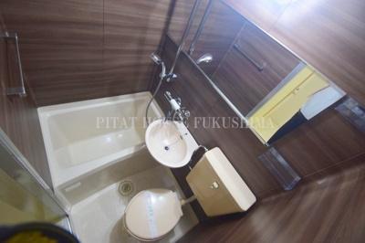 【浴室】マ・メゾン鷺洲