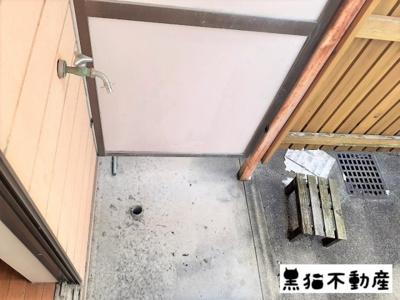 【バルコニー】スペースイン笠寺