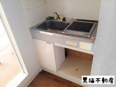 【キッチン】スペースイン笠寺