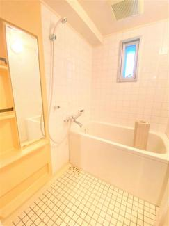 【浴室】パレ南武庫之荘