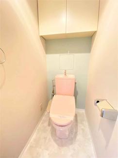 【トイレ】パレ南武庫之荘