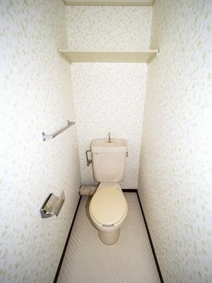 【トイレ】シャトル大津和