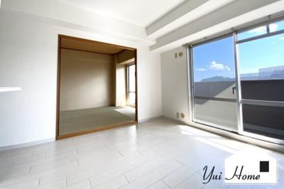 令和3年5月にリフォームしました\(^_^)/大切なペットと一緒に暮らせる嬉しいマンションです。