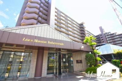最寄り駅は京阪本線「淀駅」で、徒歩18分の距離。その他「淀木津町バス停留所」より京阪バスの利用もできます。