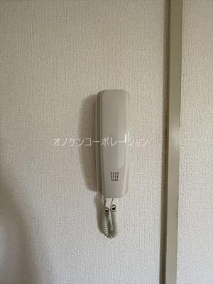【設備】サンハイツ