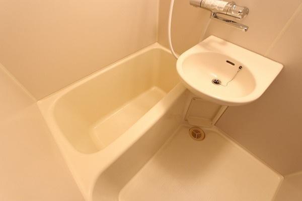 【浴室】第2木村マンション