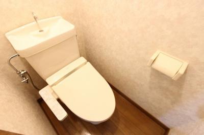 【トイレ】第2木村マンション