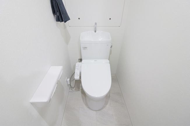 【トイレ】グリーンビュー鶴見1号棟