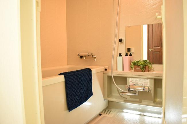 【浴室】南区皿山3丁目 中古マンション3LDK 3階