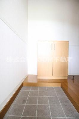 【玄関】蓼池マンションルビィ