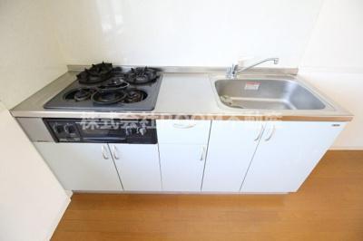 【キッチン】蓼池マンションルビィ