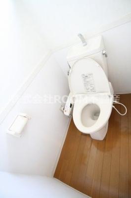 【トイレ】蓼池マンションルビィ