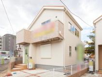 八千代市勝田台1丁目 全3棟 新築分譲住宅の画像