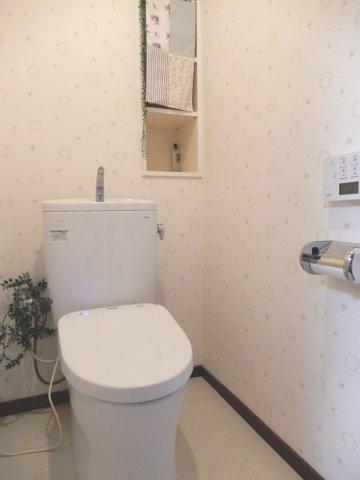 【トイレ】西区愛宕浜2丁目 中古マンション3LDK 9階
