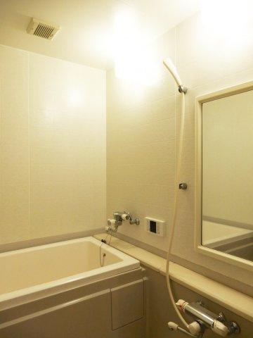 【浴室】西区愛宕浜2丁目 中古マンション3LDK 9階