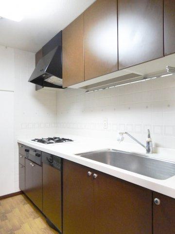 【キッチン】西区愛宕浜2丁目 中古マンション3LDK 9階
