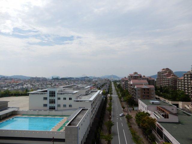 【展望】西区愛宕浜2丁目 中古マンション3LDK 9階