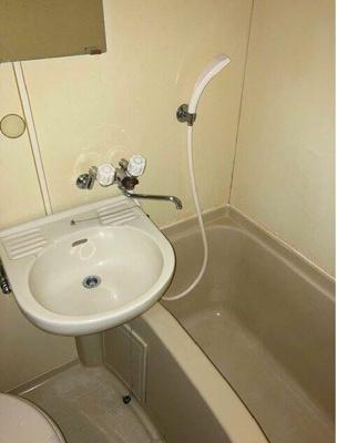 【浴室】てらじまハイツ