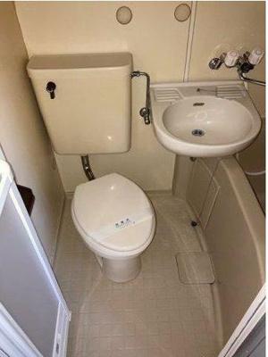 【トイレ】てらじまハイツ