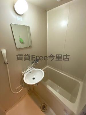 【浴室】ファミーユ勝山 仲介手数料無料