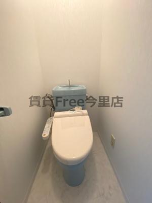 【トイレ】ファミーユ勝山 仲介手数料無料