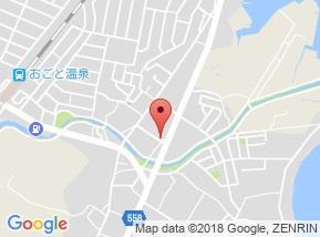 【地図】ツインハーモニーB