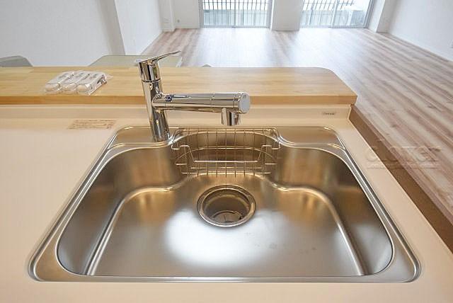 シンク 浄水機能付き水栓