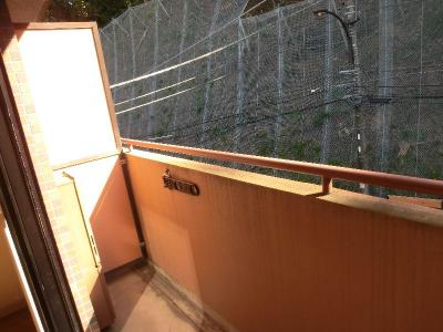 グリーンベルハイツ 307 お洗濯物が良く乾きます