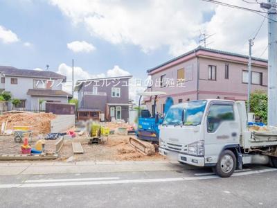 【外観】名古屋市緑区大清水5丁目407【仲介手数料無料】新築一戸建て