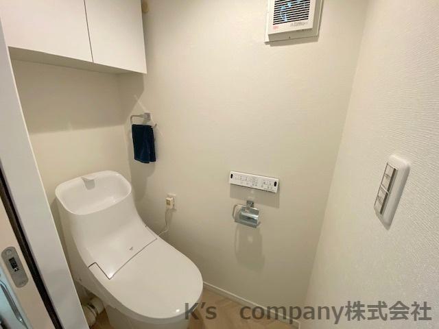 【トイレ】茅ヶ崎市堤 湘南ライフタウン羽根沢第一住宅403号室