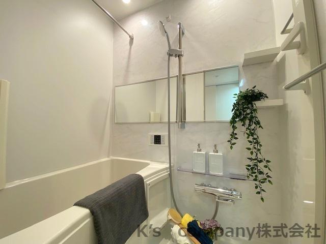 【浴室】茅ヶ崎市堤 湘南ライフタウン羽根沢第一住宅403号室