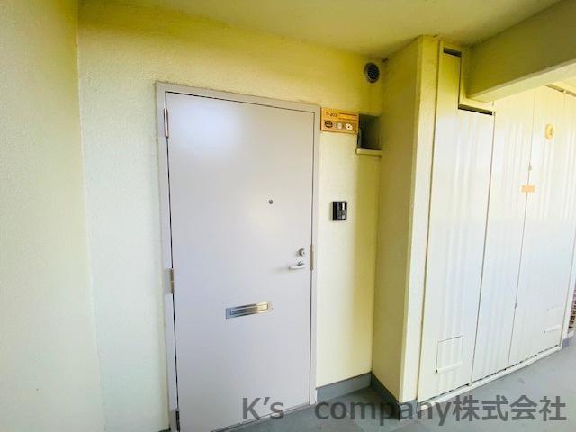 【収納】茅ヶ崎市堤 湘南ライフタウン羽根沢第一住宅403号室