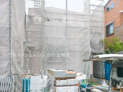 【外観】名古屋市港区小碓1丁目531【仲介手数料無料】新築一戸建て