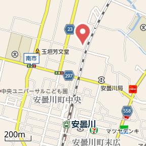【地図】メゾンサニーJ