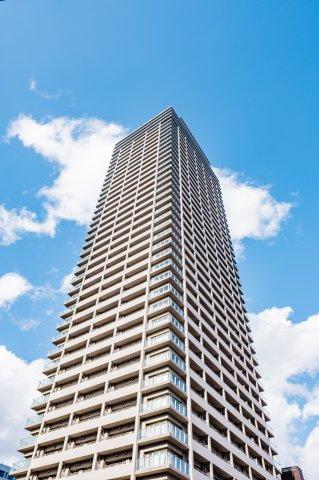 【外観】地上41階、高さ約151m!!上本町を代表するランドマークタワー!