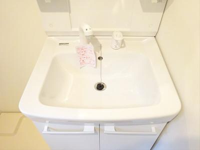 【洗面所】ピア桜上水