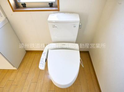 【トイレ】COURT M&M Ⅳ