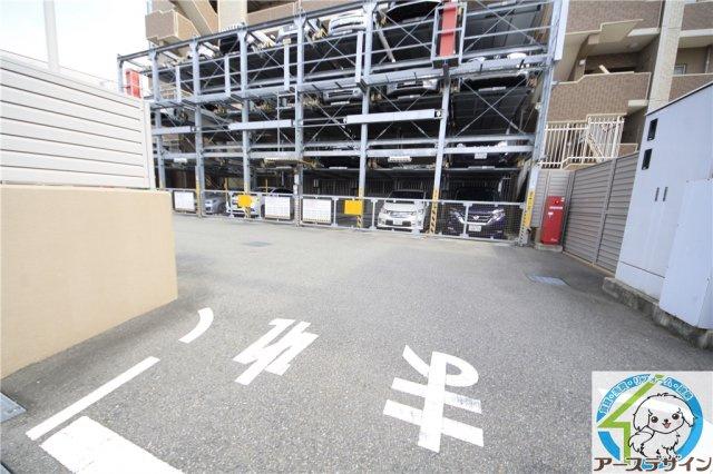 【駐車場】アルファステイツ明石太寺