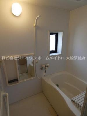 【浴室】大地原ハイツⅥ