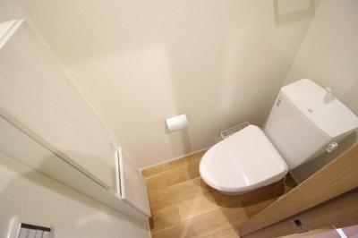 【トイレ】上沢 新築