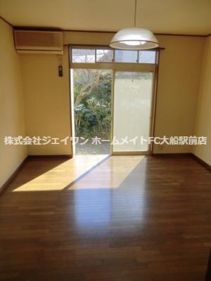 【居間・リビング】桔梗荘