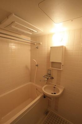 【浴室】ガーデンヒルズ壱番館