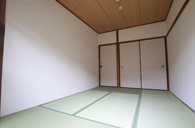 【和室】ガーデンヒルズ壱番館