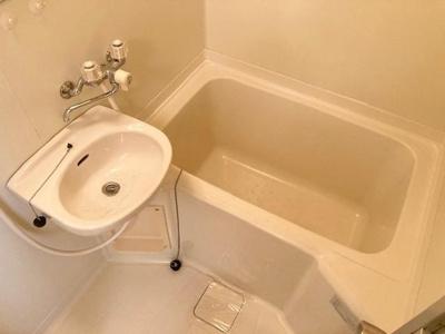 【浴室】ウエストパレスヒエイ