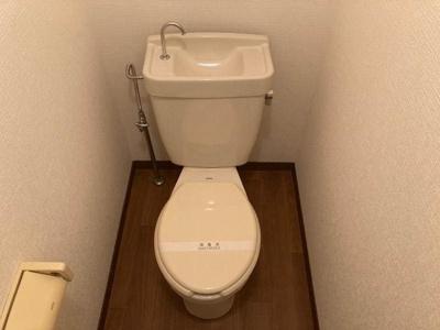 【トイレ】ウエストパレスヒエイ