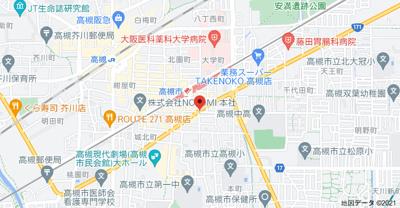 【地図】deww(デュウー) (株)Roots